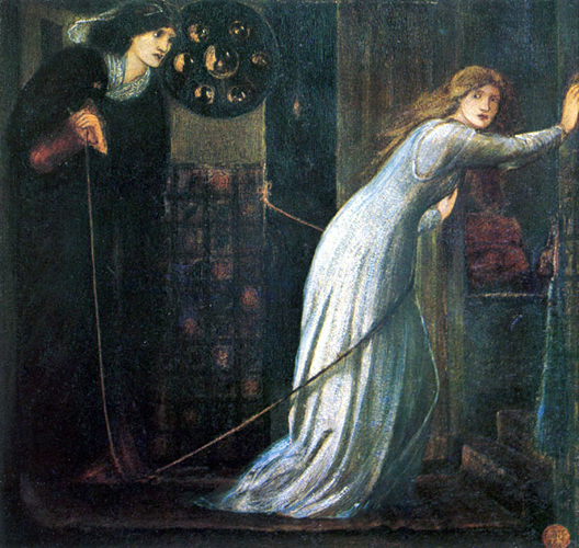 Fair Rosamund, Queen Eleanor