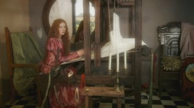 Photo from The Lady of Shalott Film